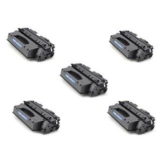 HP Q5949X (49X) High Yield Black Compatible Laser Toner Cartridge 1320 1320N (Pack of 5)