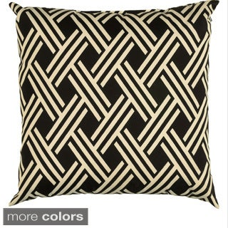 Rizzy Home Con Dao 22-inch Indoor/Outdoor Accent Pillow