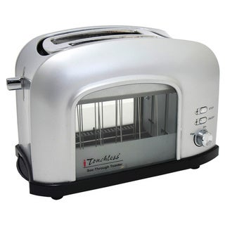 Link to iTouchless See-Through Automatic Toaster Similar Items in Kitchen Appliances