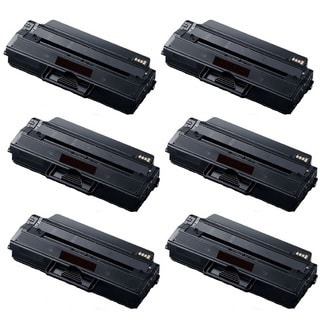 Samsung Compatible MLT-D103L Toner Cartridge MLT103L SCX4728 (Pack of 6)