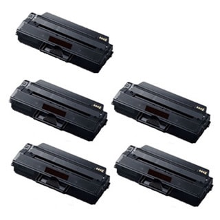Compatible Samsung MLT-D103L/ MLT103L/ SCX4728 Toner Cartridges (Pack of 5)