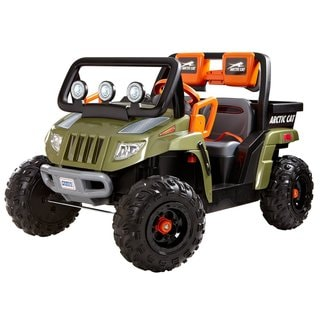 Power Wheels Arctic Cat Restage