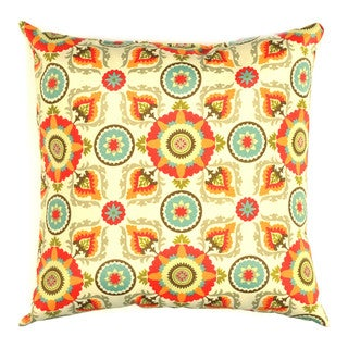 Rizzy Home Nihau 22-inch Indoor/Outdoor Accent Pillow
