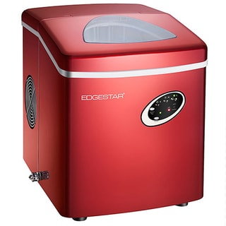 EdgeStar IP210RED Red Portable Ice Maker
