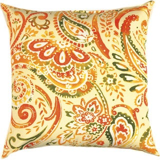 Rizzy Home Amantani 22-inch Indoor/Outdoor Accent Pillow