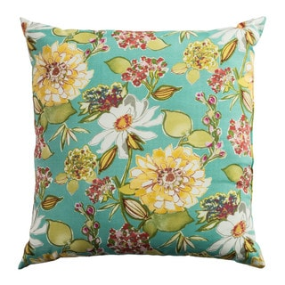 Rizzy Home Isle La Motte 22-inch Indoor/Outdoor Accent Pillow