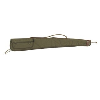 Bob Allen BA2100 Canvas Shotgun Case Green