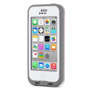 Apple iPhone 5C 8GB Unlocked GSM Phone + LifeProof Nuud Case