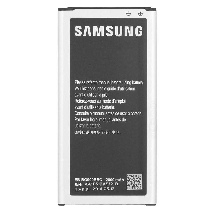 Samsung Galaxy S5 Original OEM Rechargeable Battery EB-BG...