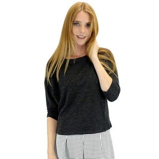 Relished Women's Grey Ballad Sweater