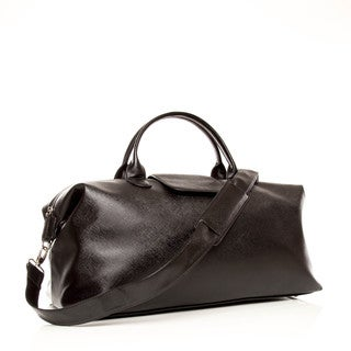 Alpha Vegan Leather 24-inch Duffel Bag