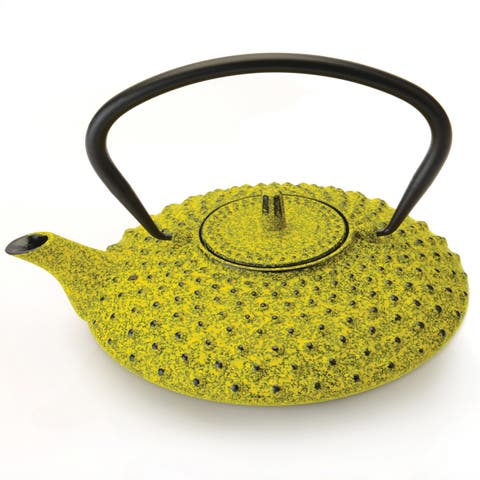 BergHOFF Studio Lemon .84-quart Cast Iron Teapot