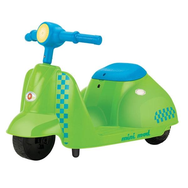 Razor Jr. Mini Mod Green Electric Scooter