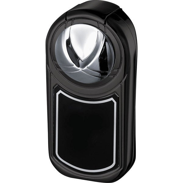 Visol Dobrev Single Jet Flame Cigar Lighter - Black Matte - Ships Degassed