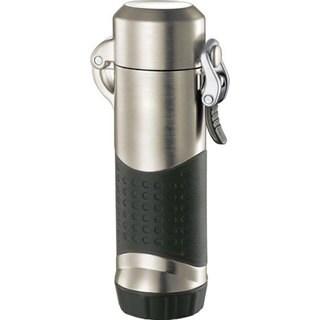 Visol Summit Coil Flame Lighter For Outdoors - Gunmetal - Ships Degassed