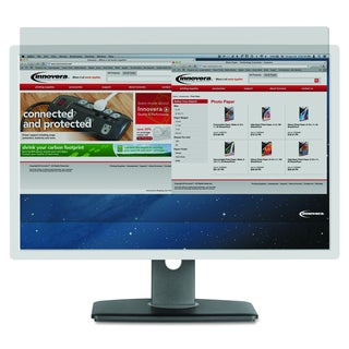 Innovera Black-Out Privacy Filter for 21.5 inch Widescreen LCD Monitor