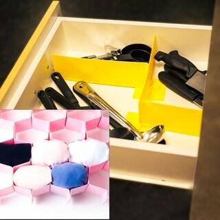 15-piece Utility Drawer Organizer Set Kit by Trademark Home
