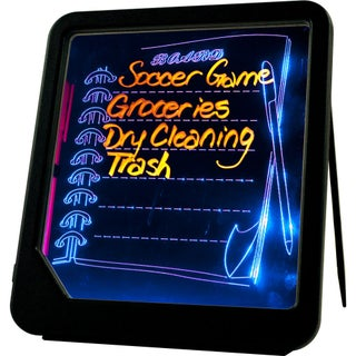 Glowing LED Writing Message Board (2 options available)