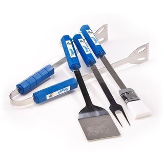 Kansas Jayhawks 4-piece BBQ Set