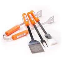Clemson Tigers 4-piece BBQ Set