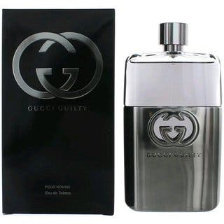 Gucci Guilty Pour Homme Men s 5-ounce Eau de Toilette Spray b5523e48a