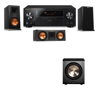 Klipsch RP-150M-E Monitor Speaker 3.1 PL-200 Pioneer Elite VSX 80