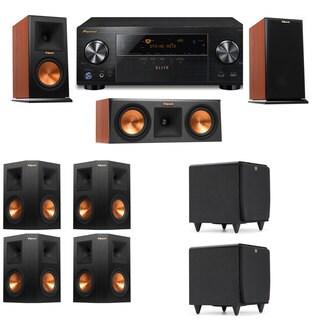 Klipsch RP-150M-CH Monitor Speaker 7.2 SDS12 Pioneer Elite VSX 80
