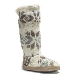 Muk Luks Women's Maleah Slipper