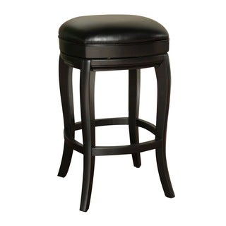Arlo 30-inch Bar Stool In Black
