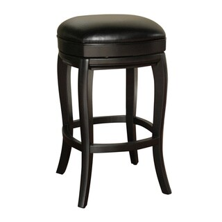 Arlo 26-inch Counter Height Stool In Black