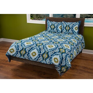 Rizzy Home Seaglass 3-piece Comforter Set