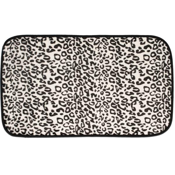 Exotic Snow Leopard Print Quick