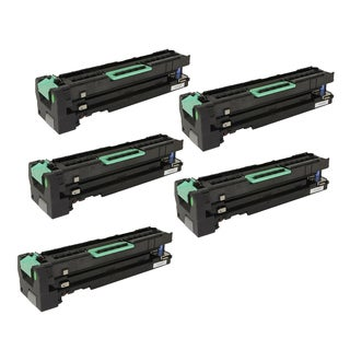 Xerox C123 (013R22589) Black Compatible Laser Drum Cartridge CopyCentre C123 / C128 / C118 (Pack of 5)
