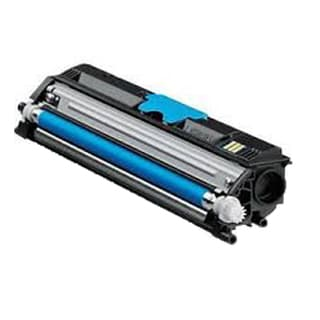 QMS 1600 Cyan Compatible Toner Cartridge For 1600 1650 (Pack of 1)