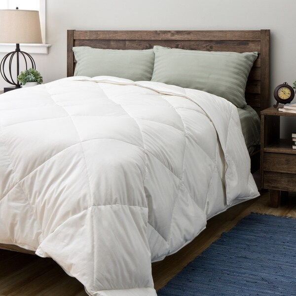 Dream Naturally 300 Thread Count Wool Down Comforter
