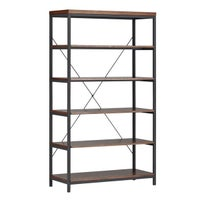 Backed Bookshelves & Bookcases