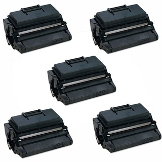 Xerox 3500 (106R01149) Black Compatible Laser Toner Cartridge Phaser 3500 (Pack of 5)