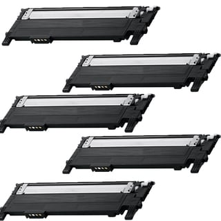 Samsung CLT-K406S Compatible Toner Cartridge For CLP-360 CLP-365W CLP-368 CLX-3300 CLX-3305FW (Pack of 5)