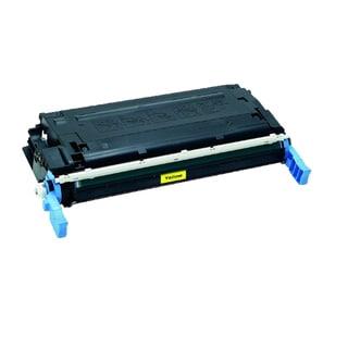 HP Q6462A Toner Yellow Compatible Toner Cartridge 4730x mfp CM4730f CM4730fm CM4730fsk (Pack of 1)