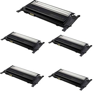 Samsung Compatible CLT-K409S toner Cartridge For CLP-315/315W CLX-3175FN CLT-C409S (Pack of 5)
