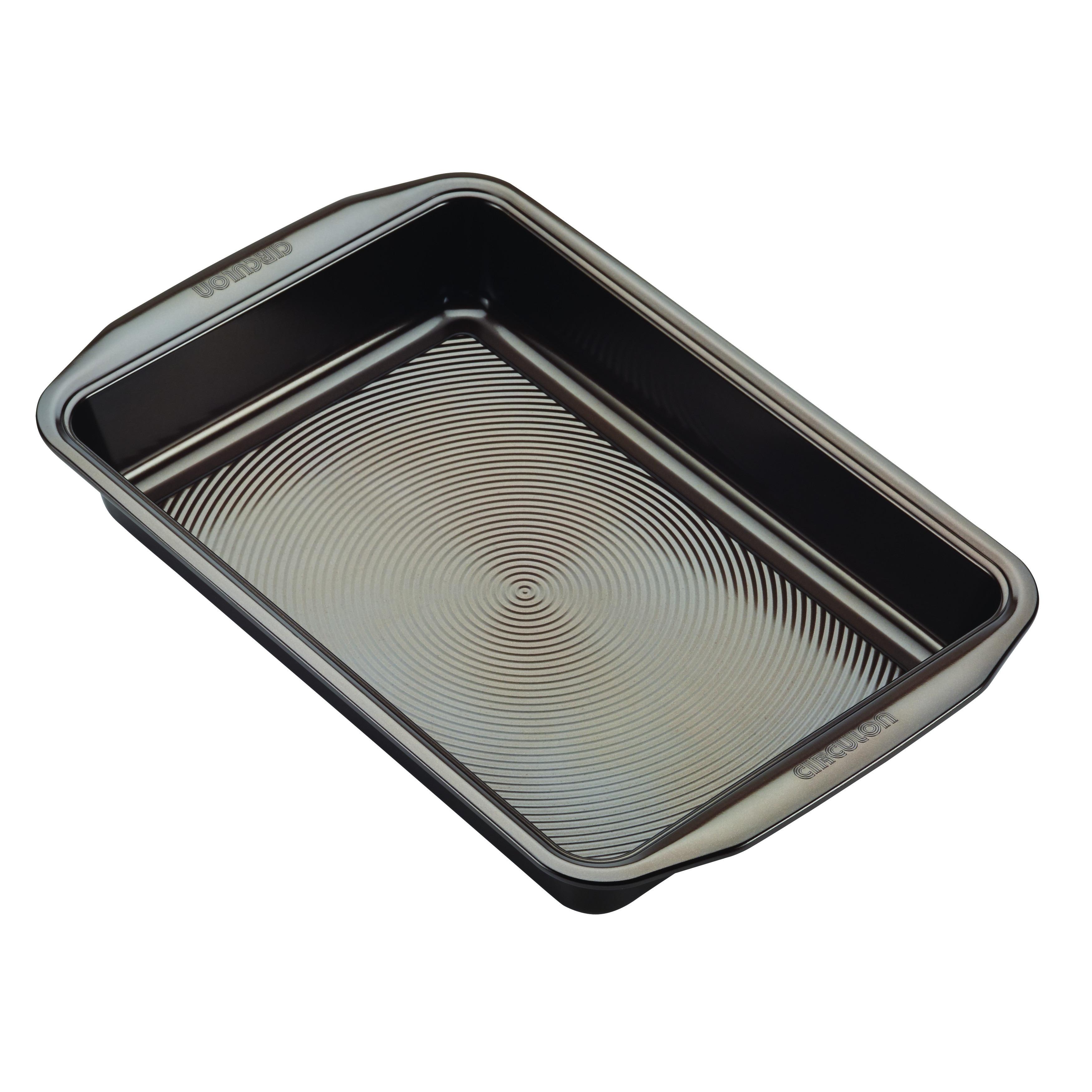 Round Kitchen & Dining Gray Farberware Nonstick Bakeware 9-Inch x ...