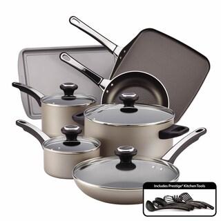 Farberware High Performance Nonstick 17-piece Cookware Set