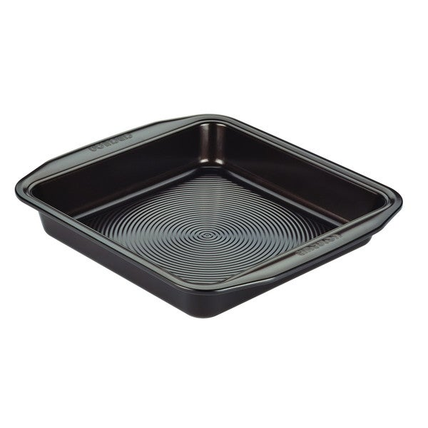 Circulon(r) Nonstick Bakeware Chocolate Brown 9-inch Square Cake Pan