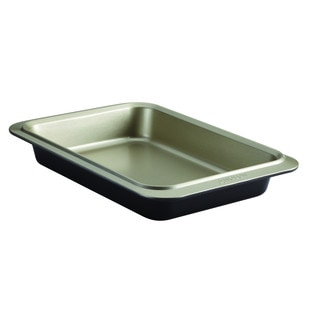 Anolon Pewter/Onyx Nonstick Bakeware Rectangular Cake Pan