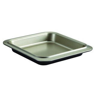 Anolon Pewter/Onyx Nonstick Bakeware Square Cake Pan