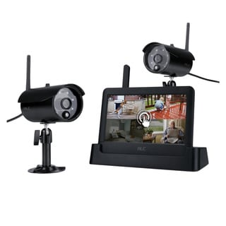 ALC AWS3266 Touch Screen Wireless Surveillance System with 2 Cameras and 4GB SD Card