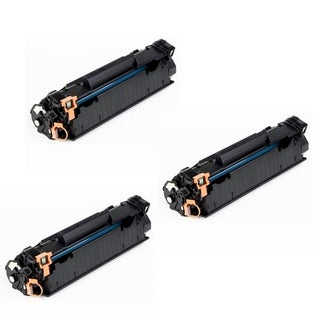 Canon 125 (3484B001AA) Toner Cartridge For Canon ImageCLASS LBP6000 LBP6300d (Pack of 3)