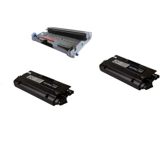 Brother DR620 + TN650 Toner Cartridge FORDCP-8080 DCP-8085 HL-5340 HL-5370 MFC-8480 MFC-8890 (Pack of 3)
