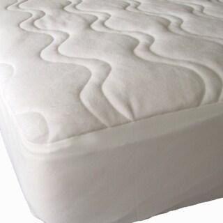 Weft-Tex 40-Winks Omni Plush Crib Mattress Pad Protector