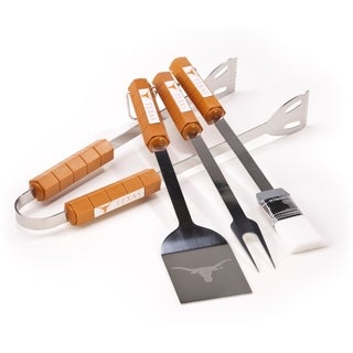 Texas 4-piece BBQ Set